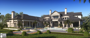 New Home in Talis Park by Diamond Custom Homes