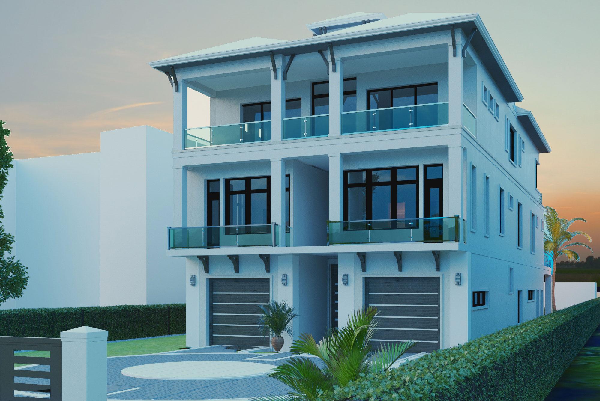 New Diamond Custom Home in Bonita Beach at 26385 Hickory Boulevard