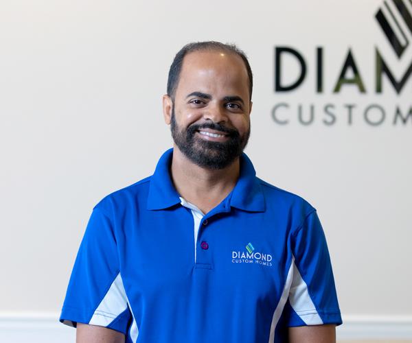 Francisco Morales - Warranty Service Manager - Diamond Custom Homes