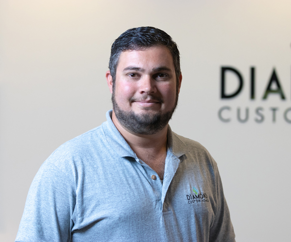 Joe Tedesco - Job Superintendent - Diamond Custom Homes
