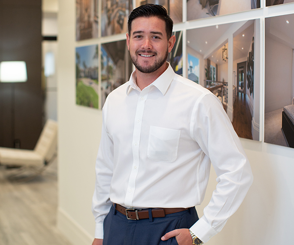 Zachary Monger - Sales Representative at Diamond Custom Homes
