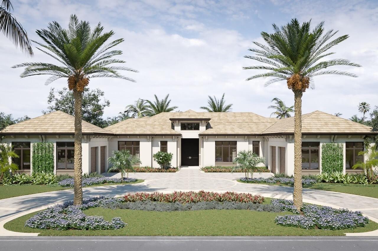 custom home builder - quail west naples florida